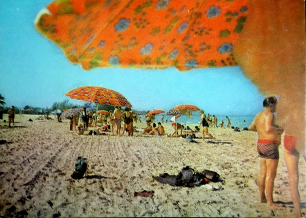 Postcard of Varadero beach