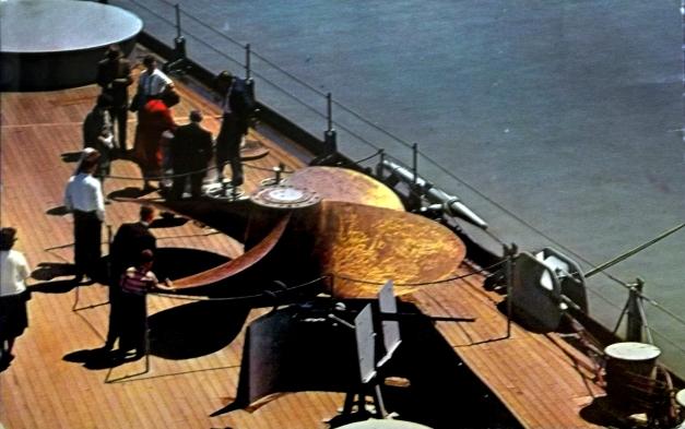 Ship's propeller