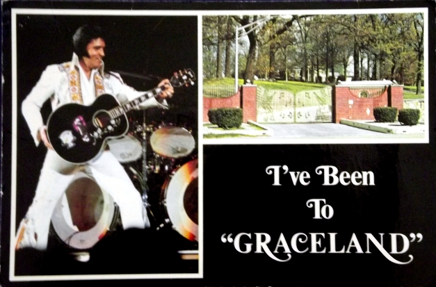 Image of Elvis and Graceland