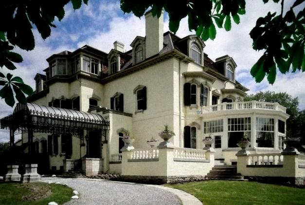 Victorian era house - exterior