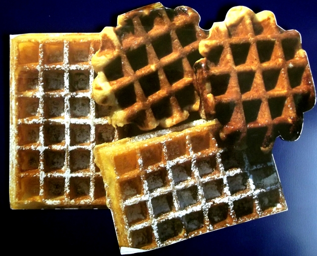 Image of waffles