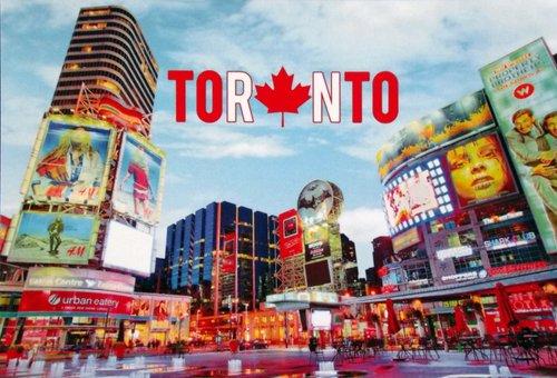 Toronto's Dundas Square